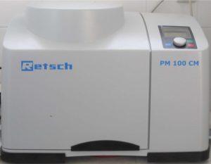 Vortex ομογενοποιητής βιολογικών υγρών