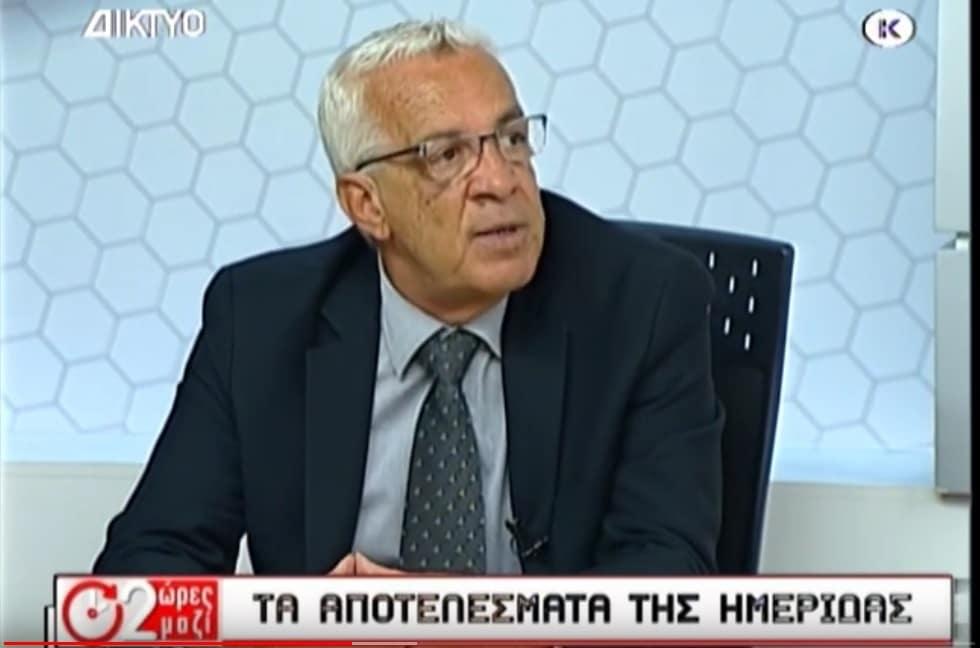 2ωρες μαζι - Συνέντευξη κ. Αντωνιάδης