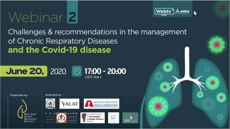 Challenges and recommendations in the management of Chronic Respiratory Diseases and the COVID-19 disease
